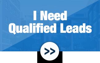 I need qualified leads