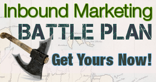 Inbound Marketing Battle Plan - Get Yours Now
